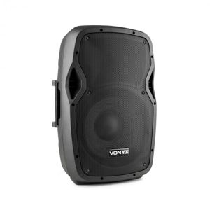 "Vonyx AP1200ABT MP3, hi-end aktivní reproduktor, 600 W, 12 "", bluetooth, MIC-IN, SD"